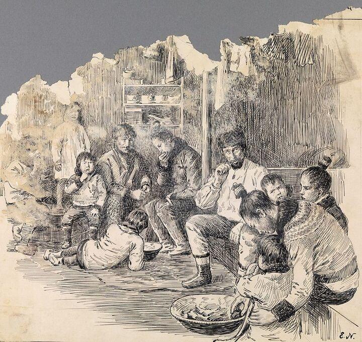 comida inuit