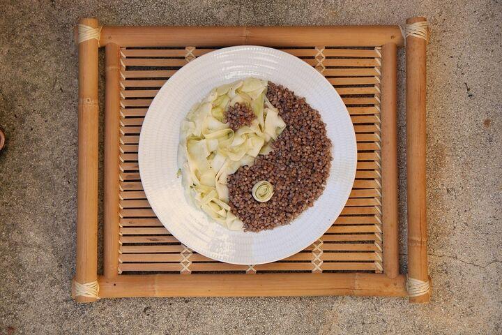 comida ying yang
