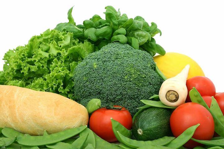 dieta antioxidantes