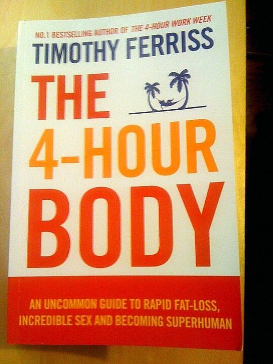 El cuerpo de 4 horas