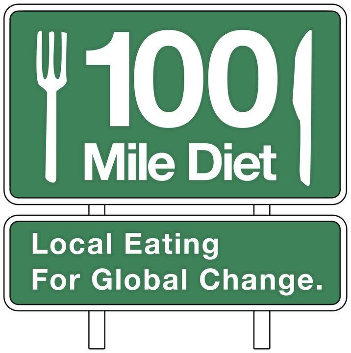 La dieta de las 100 millas