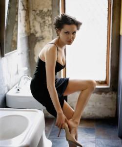 La alimentación de Angelina Jolie