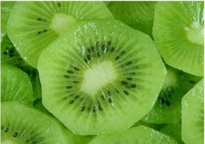 Dieta de color verde