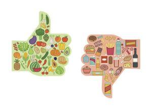 Cómo saber qué calorías son buenas y qué calorías son malas