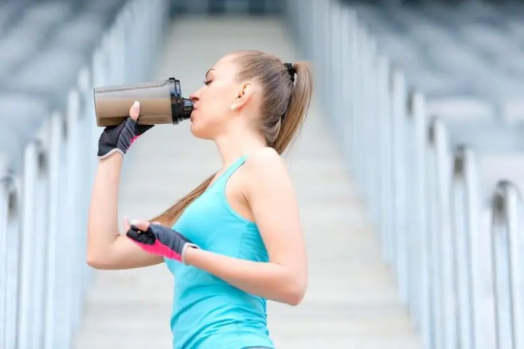 プロテインダイエットの正しいやり方や飲み方!運動は必要?
