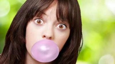 ガムダイエットの小顔効果と正しいやり方や口コミ!