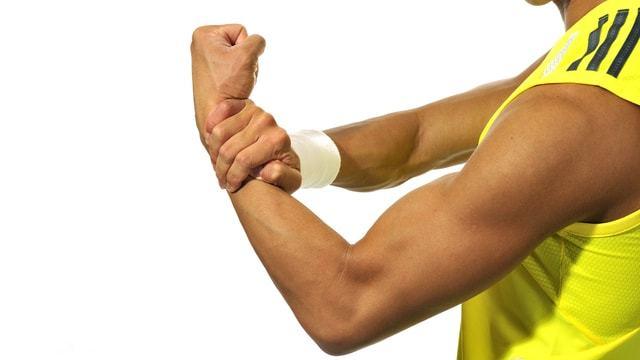 男性 上腕二頭筋 筋肉