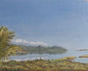 Lanai view.calm.72