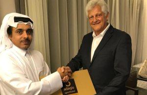Dieter Wiesner & Ahmed Al Thani 4