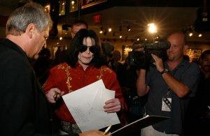 Dieter Wiesner & Michael Jackson 10