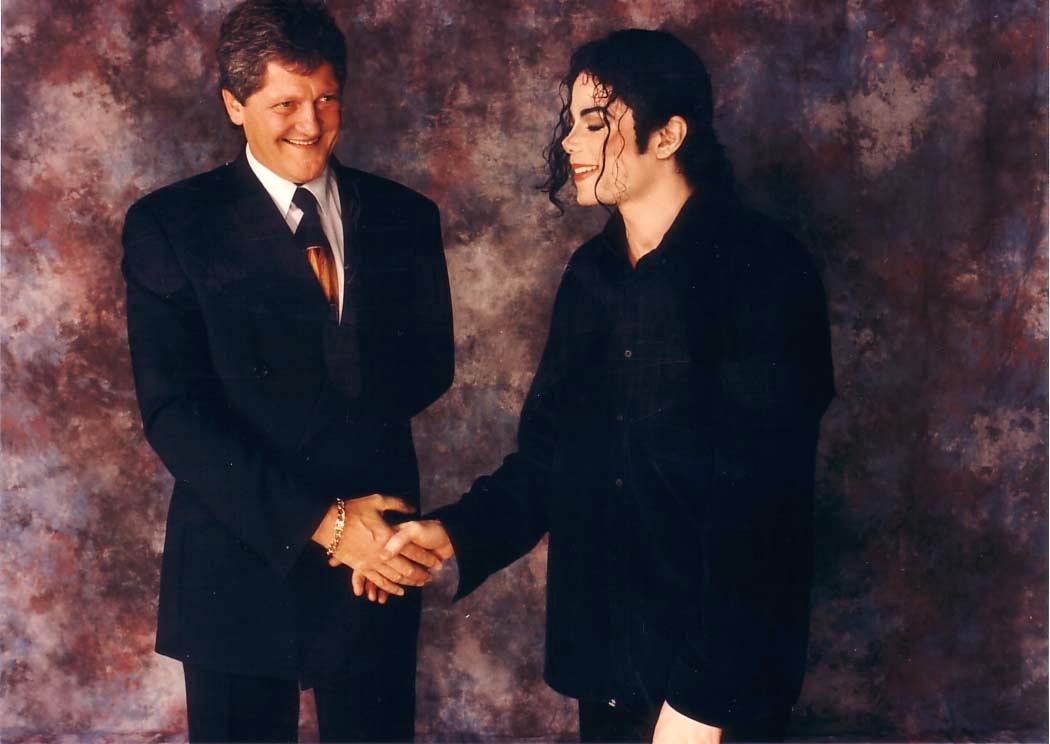 Dieter Wiesner & Michael Jackson 17