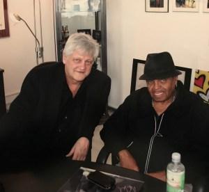 Joe Jackson & Dieter Wiesner