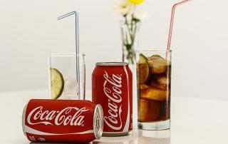 Coca Cola Cold Drink Soft Drink Coke 50593