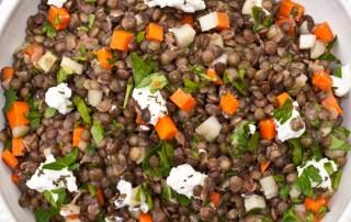 French Lentil Salad1