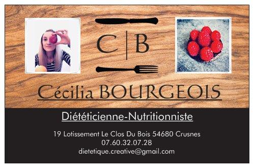 Cécilia Bourgeois - Diététicienne crusnes