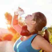 napój dla sportowca