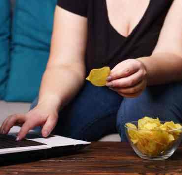 kompulsywne jedzenie