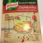 Knorr Naturalnie Smaczne - Zapiekanka makaronowa z szynką