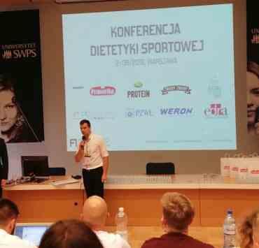 konferencja dietetyki sportowej