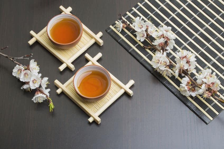 zielona herbata parzenie