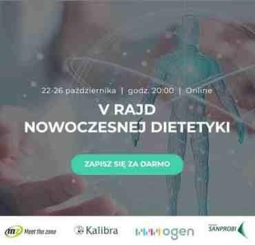 rajd nowoczesnej dietetyki