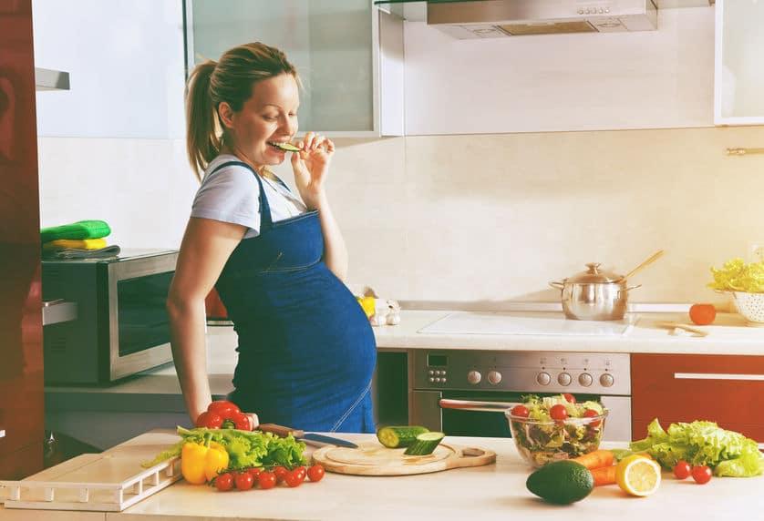 Zalecenia dietetyczne u ciężarnych otyłych