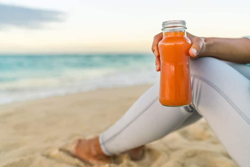 sok owocowy