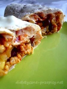 dietetyczne burritos