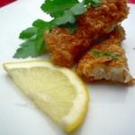 dietetyczne paluszki rybne przepis