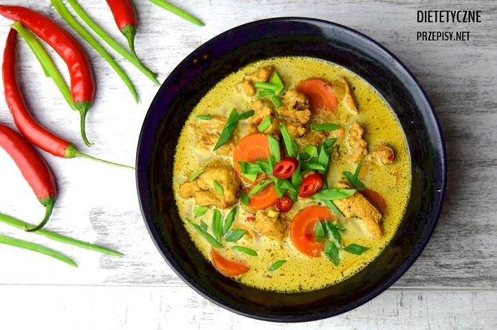 Kuchnia Tajska Dietetyczne Przepisy
