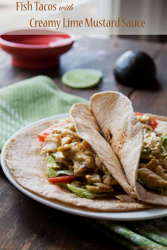 50 thirty minute dinner recipes julie 39 s eats treats for Spicy fish taco sauce