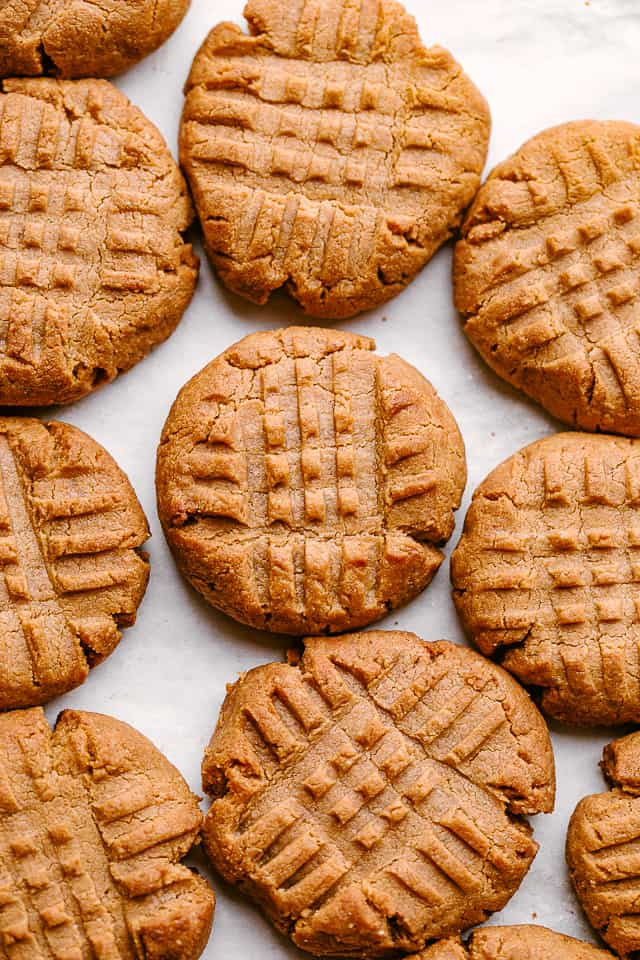 Weight Watchers Peanut Butter Cookies