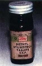 DES diethylstilbestrol side effects image