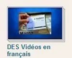 YouTube DES Videos in French language playlist image
