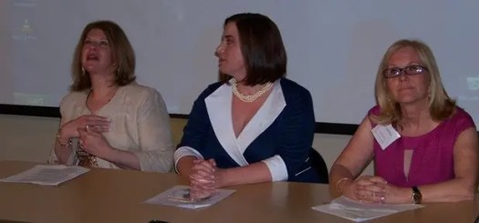 DES Daughters during a DES Symposium image