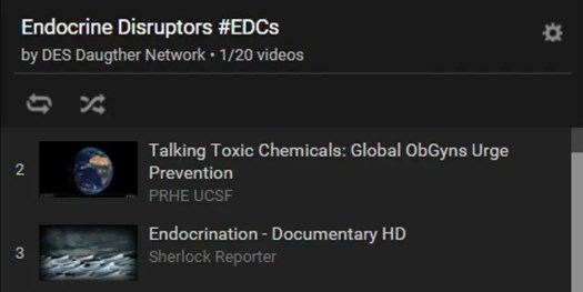 image of EDCs-videos playlist