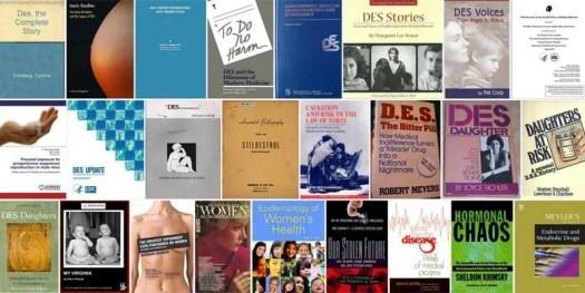 image of diethylstilbestrol books
