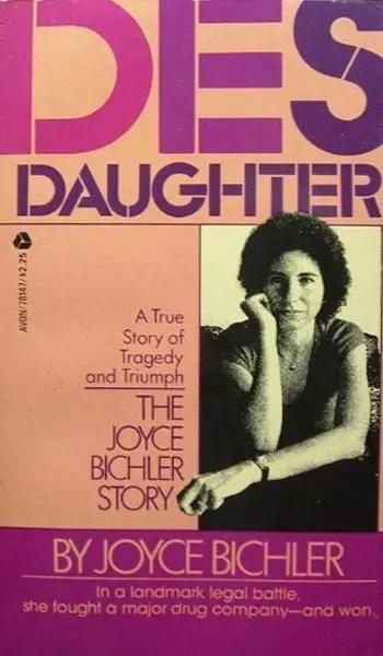 Joyce-Bichler-DES-Daughter book cover image