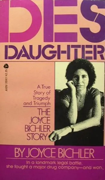Joyce-Bichler-DES-Daughter book cover image