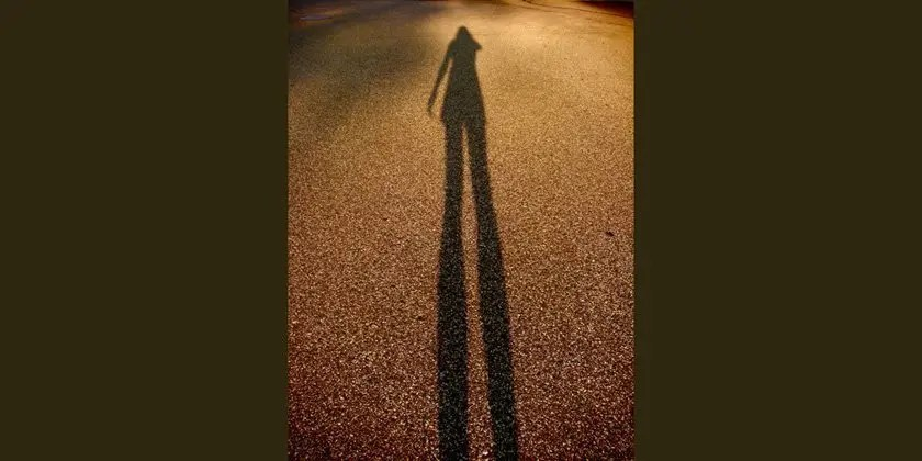 image of tall girl