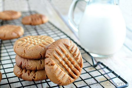 Low-Carb-Peanut-Butter-Cookies