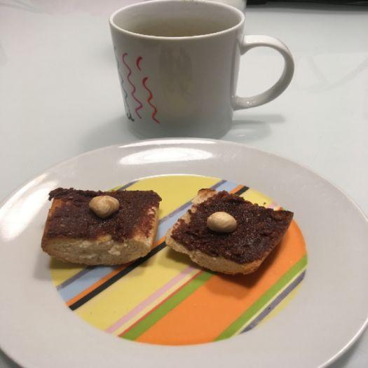 Receta: Crema de avellanas y cacao