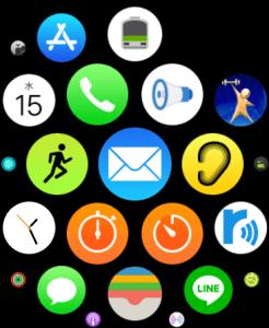 アップルウォッチのGymGoalpro