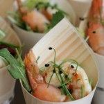Prawn Cocktail With Lime Aioli