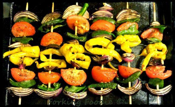 Spicy Vegetable Bebab