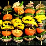 Spicy Vegetable Kebabs