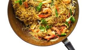 Singapore Style Noodles