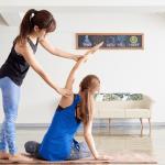 股関節ストレッチの効果と壁の利用などやり方は?痩せる?
