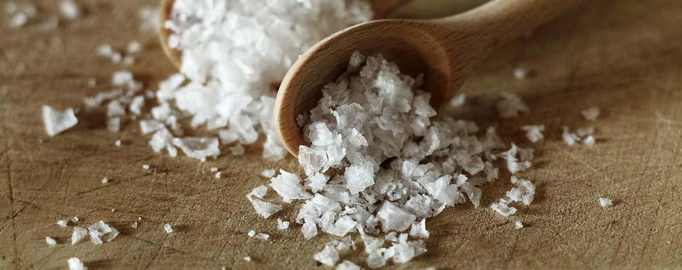 angielska sól Maldon zyskała popularność na całym świecie