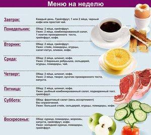 diéta hipertóniás erek számára